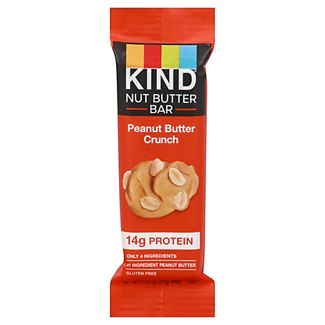 Kind Peanut Butter Crunch Nut Butter Bar - 1.76 OZ