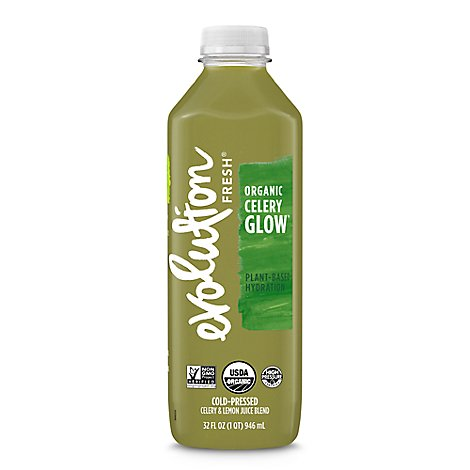 Evolution Fresh Celery Glow Organic - 32 OZ