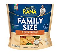 Rana Five Cheese Tricolor Tortelloni - 20 OZ