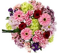 Debi Lilly Lux Romance Bouquet - Each (flower colors will vary)