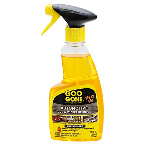 Goo Gone Automotive Goo & Sticker Remover - 12 FZ