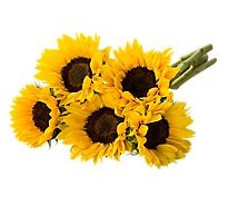 Sunflower 5 Stem - 5 ST