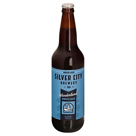 Silver City Brewery Seasonal In Bottles - 22 FZ