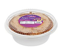 In-store Bakery Angel Food Cake - EA