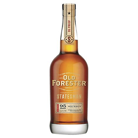 Old Forester Statesman Bourbon Whiskey - 750 ML