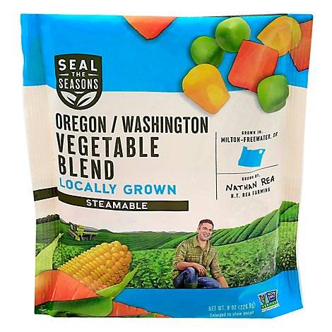 Or/wash Vegitable Blend - 8 OZ