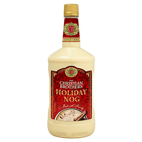 Christian Bros Egg Nog - 1.75 Liter