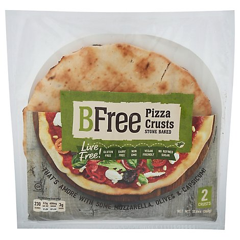 Bfree Pizza Bases 2pk - 12.7 OZ