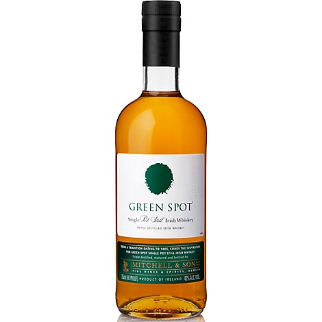 Green Spot Irish Whiskey - 750 ML