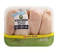 Open Nature Chicken Breast Boneless Skinless Air Chilled Value Pack - LB
