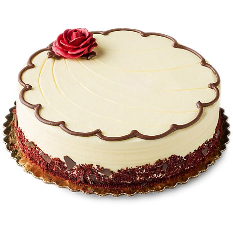 Cake Red Velvet 1 Layer - EA
