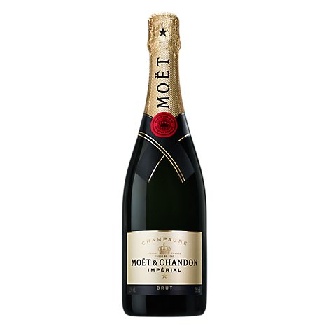 Moet & Chandon Champagne Imperial Brut - 750 Ml