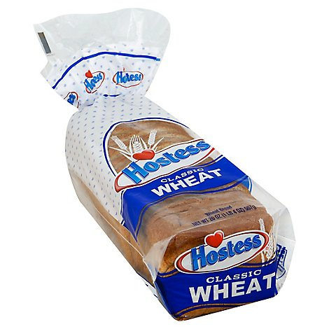 Hostess Wheat Bread Fresh - 20 OZ
