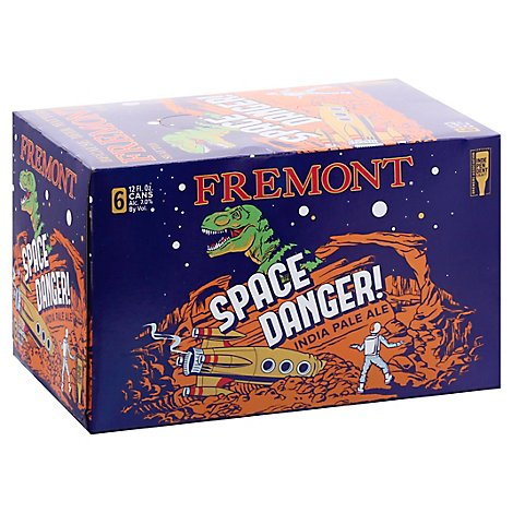 Fremont Seasonal Ale In Cans - 6-12 FZ