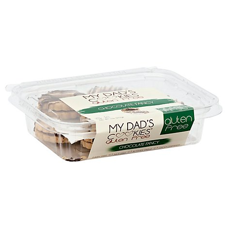My Dads Cookies Cookies Choc Fancy Gf - 6 OZ
