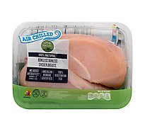 Open Nature Chicken Breasts Boneless Skinless Air Chilled - 1 LB