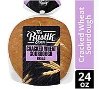 The Rustik Oven Bread Sourdough Cracked Wheat - 24 Oz
