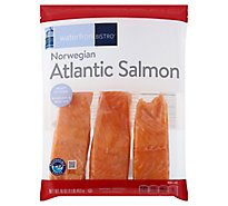 Waterfront Bistro Salmon Norwegian Atlantic - 16 OZ
