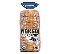 Naked Bread Bare White - 22.5 OZ