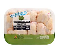 Open Nature Chicken Wings Whole Air Chill - LB