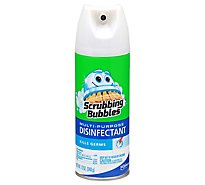 Scrubbing Bubbles Disinfectant Spray Multi Purpose - 12 Oz