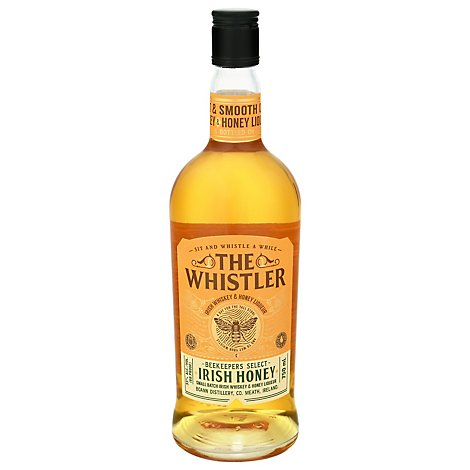 The Whistler Irish Honey Whiskey - 750 ML