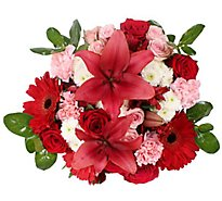 Debi Lilly Premium Veranda Bouquet - Each (flower colors will vary)