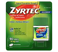 Zyrtec Allergy Tablet - 90 CT