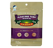 Genova Albacore Tuna In Olive Oil - 2.6 OZ