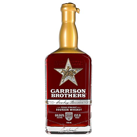 Garrison Brothers Cowboy Bourbon - 750 ML