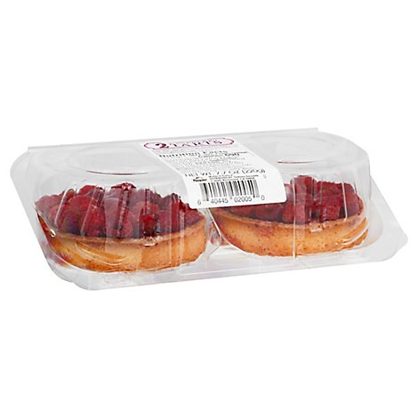 Raspberry Tarts 2 Count - 7.8 OZ
