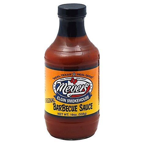 Meyers Elgin Bbq Sauce - 19 OZ