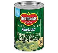 Del Monte Blue Lake Farmhouse Cut Green Beans - 14.5 OZ