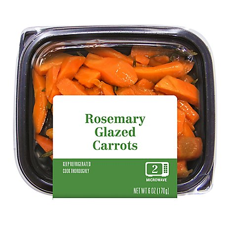 Rosemary Glazed Carrots - 6 OZ