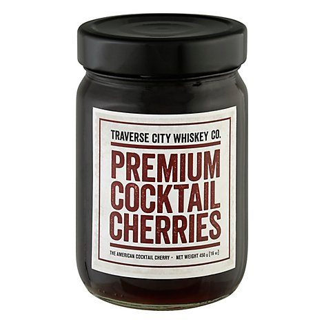 Traverse City Whsky Co Cocktail Cherries - 15.87 FZ