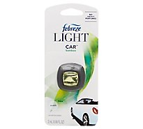 Febreze Car Light Bamboo - .06 FZ