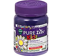 Vicks Pure Zzzs Kids Natural Berry - 24 CT