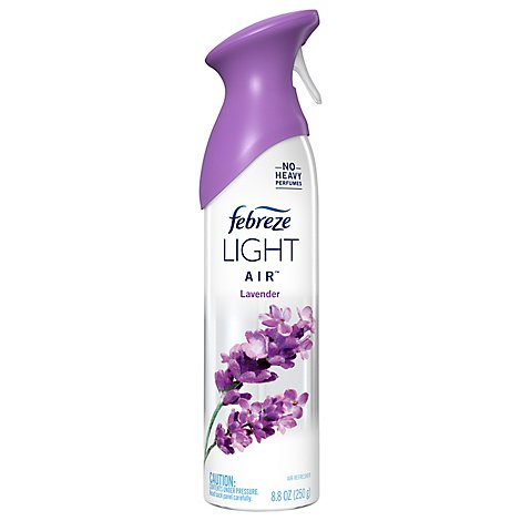 Febreze Ae Light Lavender - 8.8 OZ