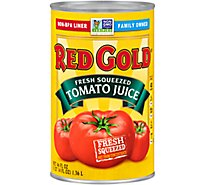 Red Gold Tomato Juice - 46 FZ
