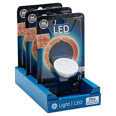 Ge Led Mr16 50w Eqv - EA
