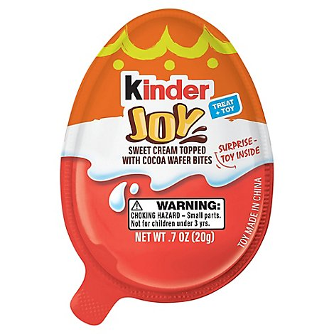 Kinder Joy Easter - 0.7 OZ
