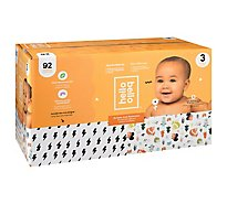 Hello Bello Club Box Diapers Bolt Babe & Woodland Animals - 92 CT