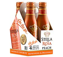 Stella Rosa Peach 4pk Wine - 4-250 ML