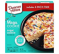 Duncan Hines Sugar Cookie - 6.6 OZ