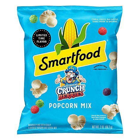 Smartfood Popcorn Captain Crunch Berries - 2 OZ