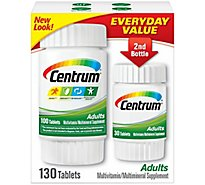 Centrum Adult - 130 CT