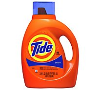 Tide Liquid Laundry Detergent Original - 69 FZ