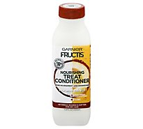 Garnier Nurishing Treat Coconut Conditioner - 11.8 FZ
