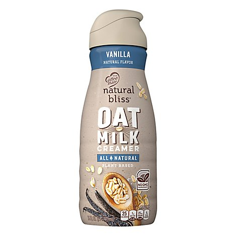 Coffeemate Natural Bliss Vanilla Oat Mil - 16 FZ