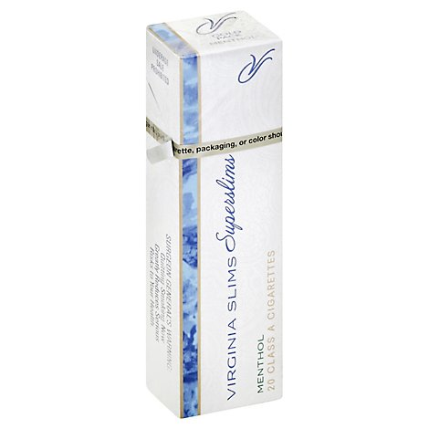Virginia Slims Superslims Mnth Gold   Fsc Cigarettes - CTN
